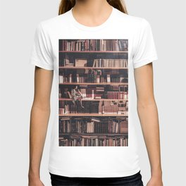 Read all the books T-shirt