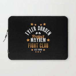Tyler Durden - Project Mayhem Laptop Sleeve