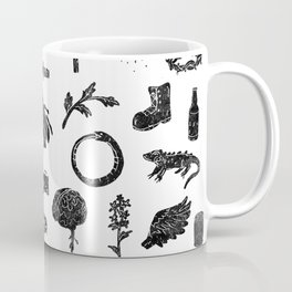 Witching Icons Coffee Mug