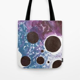 Holes in the Sky Tote Bag