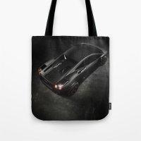 lamborghini Tote Bags featuring Lamborghini Gallardo by Vasco Estrelado - Photographer