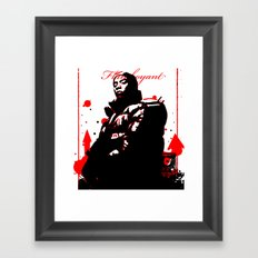 Flamboyant Framed Art Print