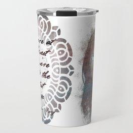 Avatar Korra Travel Mug
