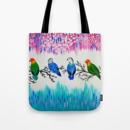 Nature's Jewels Tote Bag