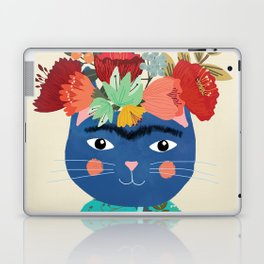 Frida Cat Laptop & iPad Skin