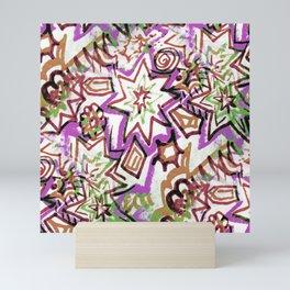 Pop Art Muted Mini Art Print