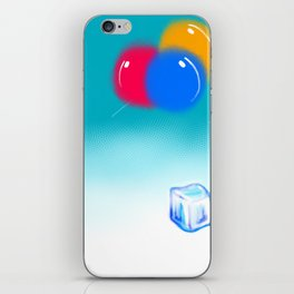 Bring the Ice Back, Balloons iPhone Skin