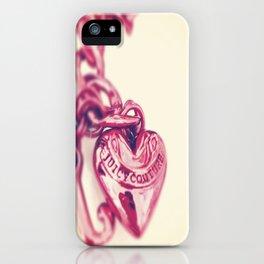 Heart of Juicy iPhone Case