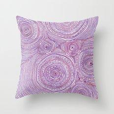 Hypnosis Throw Pillow