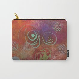 Underpainting Carry-All Pouch