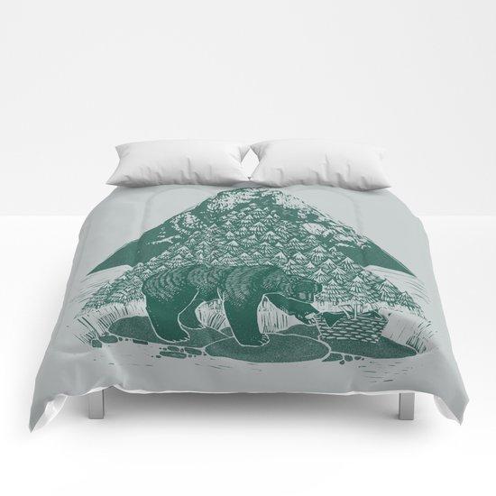 Teddy Bear Picnic Comforters