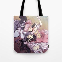 Troubling Fate Tote Bag