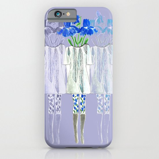 Iris Illustration iPhone & iPod Case