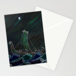 Starlight Voyagers Stationery Cards