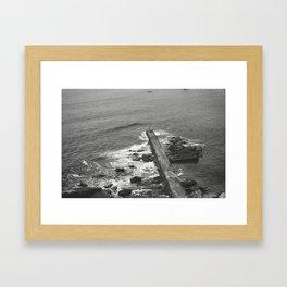 Cascais 6 Framed Art Print