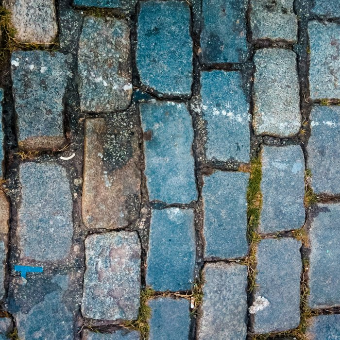 Rocks on the streets Comforters