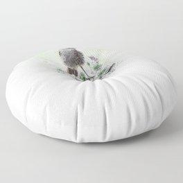 Redstart Floor Pillow