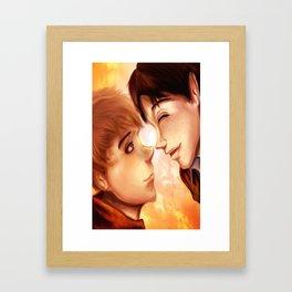 JeanMarco Framed Art Print