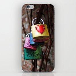 Love Locked iPhone Skin