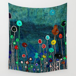 Spring Meadow Wall Tapestry