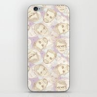boys iPhone & iPod Skins featuring boys by laikawa