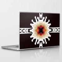 gift card Laptop & iPad Skins featuring A Gift for You by barefoot art online