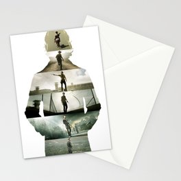 Grimes Silhouette Stationery Cards
