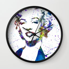 Marylin Monroe Wall Clock