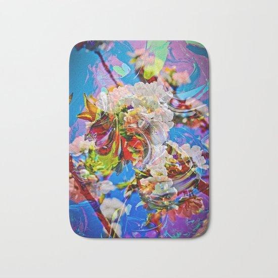 Abstract Perfekion - Spring Bath Mat