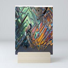 Colorful Geometric Shapes Mini Art Print