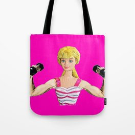 Girls Love To Iron! Tote Bag