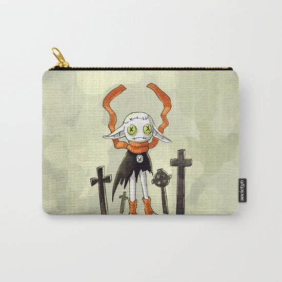 Rag Doll 2 Carry-All Pouch