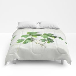 Shamrock Family Comforters
