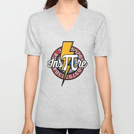 Inspire Pi | Math Science Numbers Unisex V-Neck