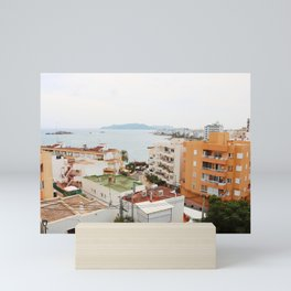 Daytime in Ibiza Mini Art Print