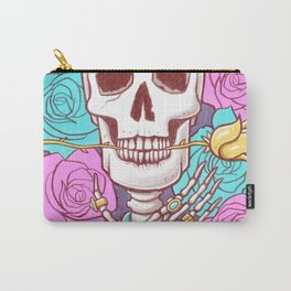 The Death of Art Carry-All Pouch