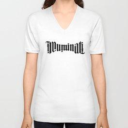 Illuminati Mason Masonic Tumblr Vest Tank Top Men Women illuminati Unisex V-Neck