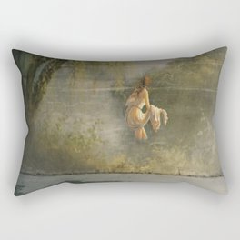 City Walker Rectangular Pillow