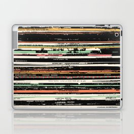 Recordsss Laptop & iPad Skin