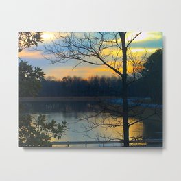 ICC Sunrise Metal Print
