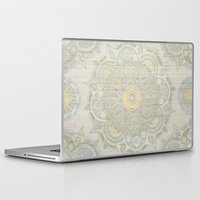 islam Laptop & iPad Skins featuring Vintage Mandala by Mantra Mandala