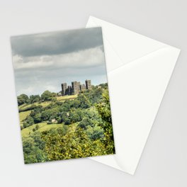 Riber Castle - Matlock  Stationery Cards