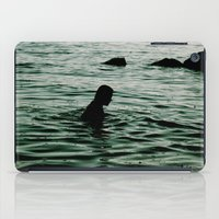 siren iPad Cases featuring SIREN by Taryn Jayne