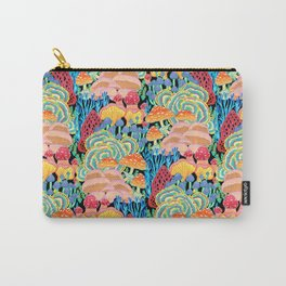 Fungi World (Mushroom world) - BKBG Carry-All Pouch