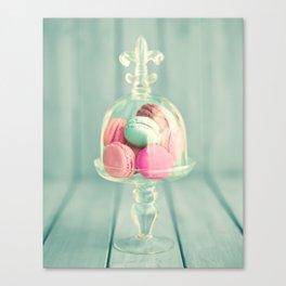 Glass Treasure Canvas Print