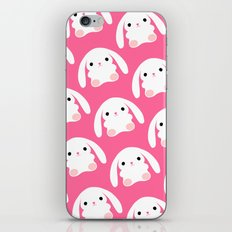 Mei the Strawberry Rabbit iPhone & iPod Skin