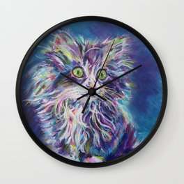 Cutest kitten Wall Clock