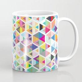 Cuben Colour Craze Coffee Mug