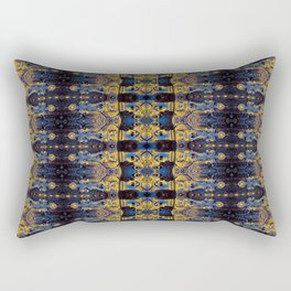 Cyclopean Armor Rectangular Pillow