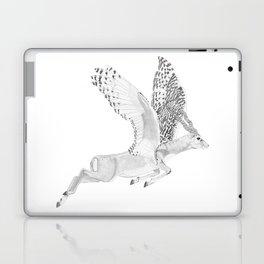 Combinations #7 - Antelope / Owl (FINAL) Laptop & iPad Skin